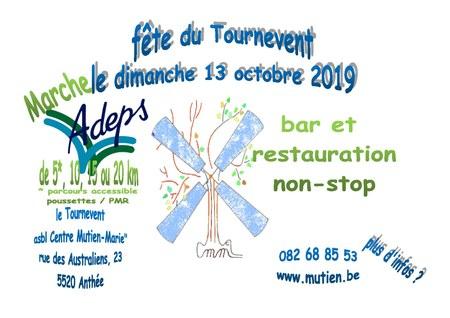 Marche ADEPS Tournevent